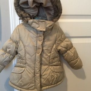 LONDON FOG 3T PUFFER COAT